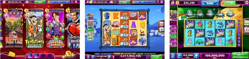 Jackpot Party Mobile Play