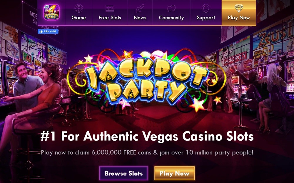 Jackpot Party Review