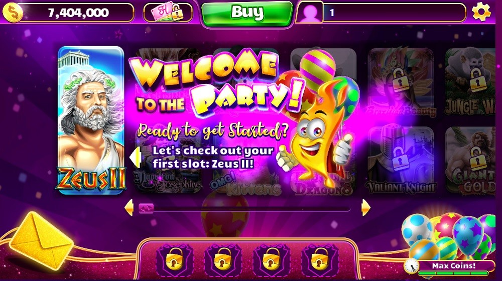 Jackpot Party Slots