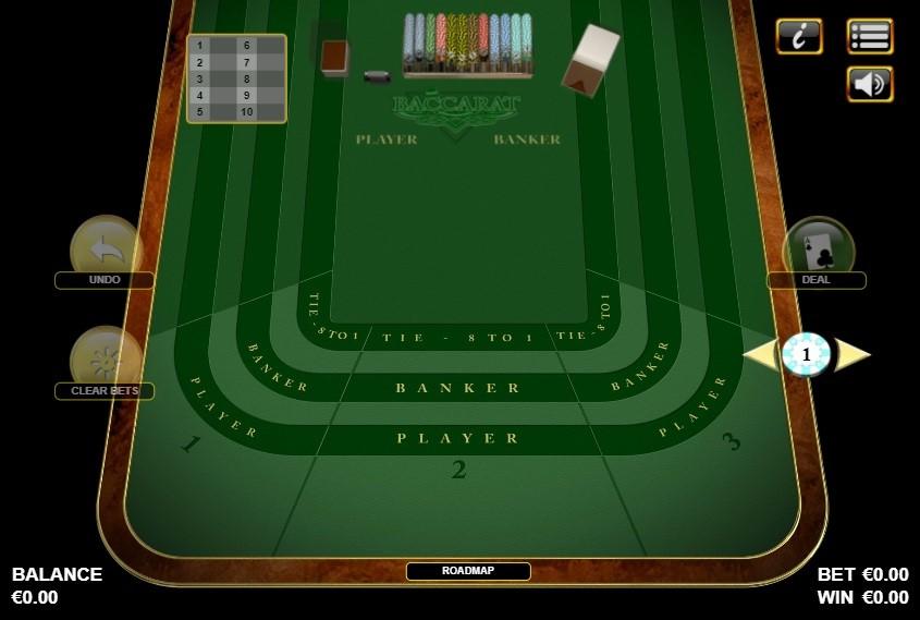 Joker Casino Automated Baccarat