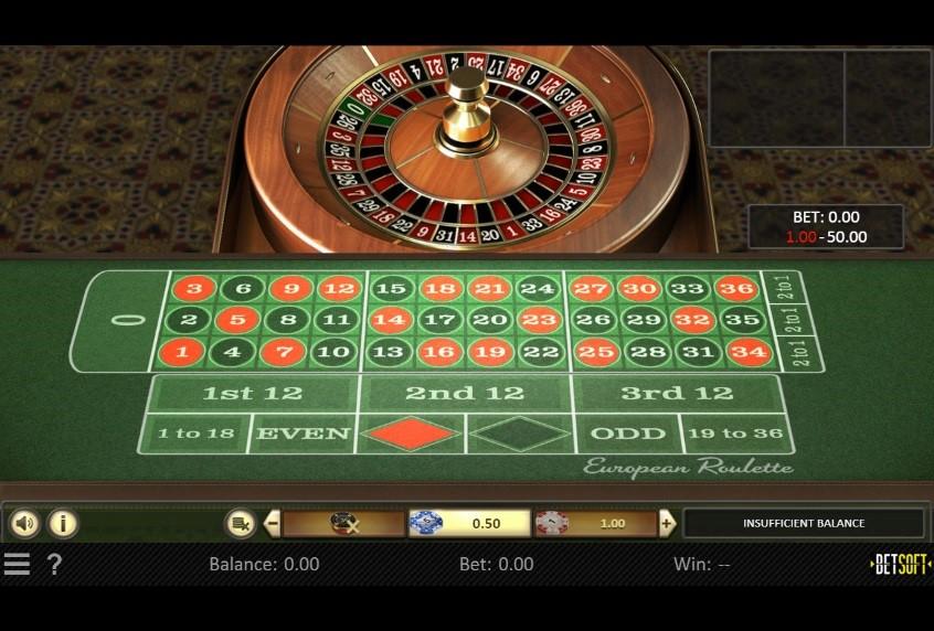Joker Casino Automated Roulette