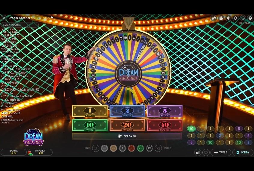 Joker Casino Live Game Show