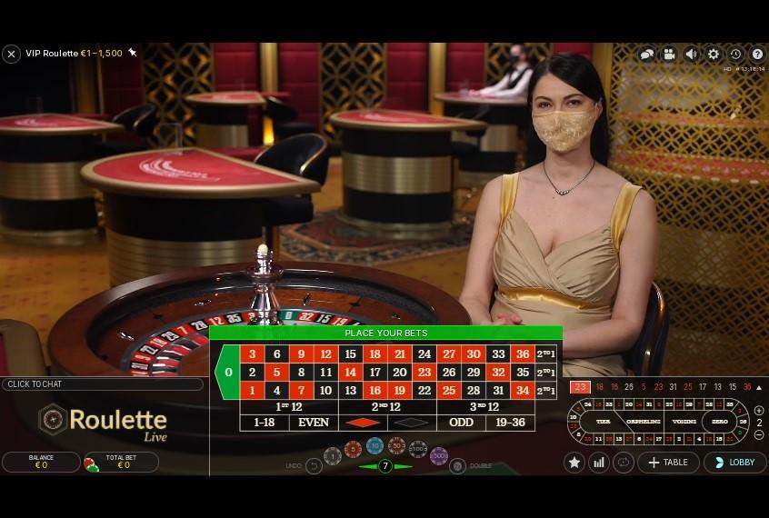 Joker Casino Live Roulette