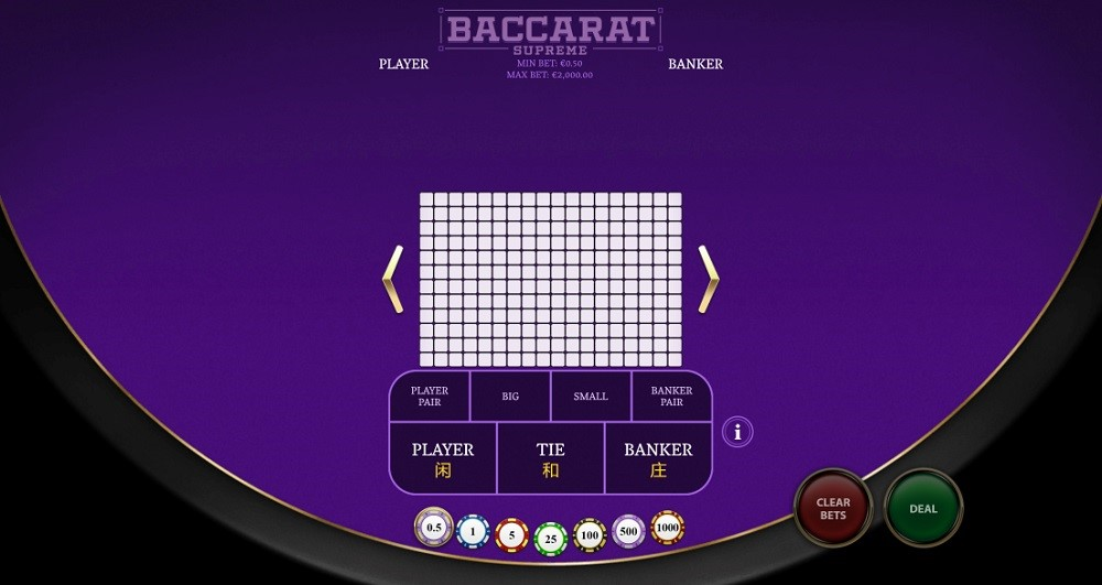 Joo Casino Automated Baccarat