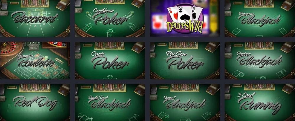 Joo Casino Automated Casino Table Games