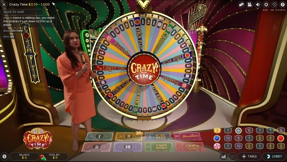 Kassu Casino Live Game Show