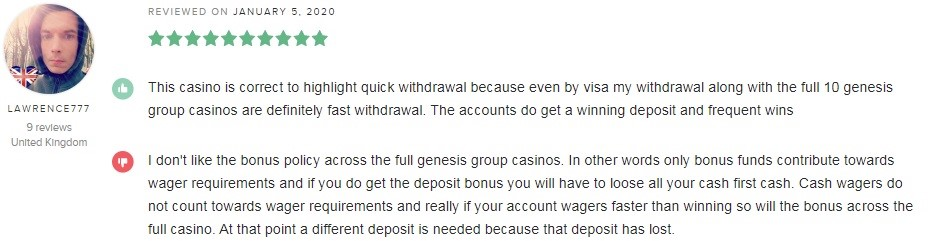 Kassu Casino Player Review 4