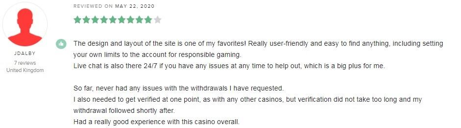 Kassu Casino Player Review 5