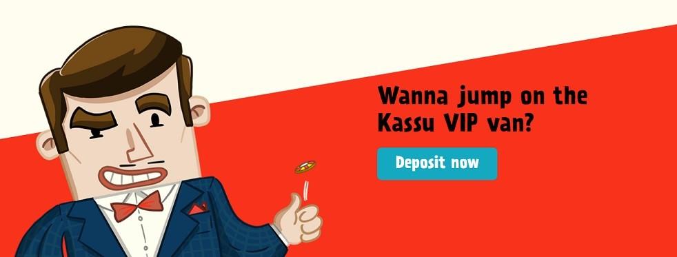 Kassu Casino VIP Program
