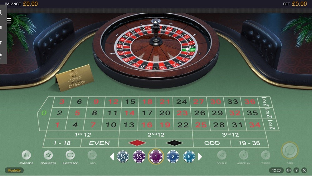 Magic Red Casino Automated Roulette