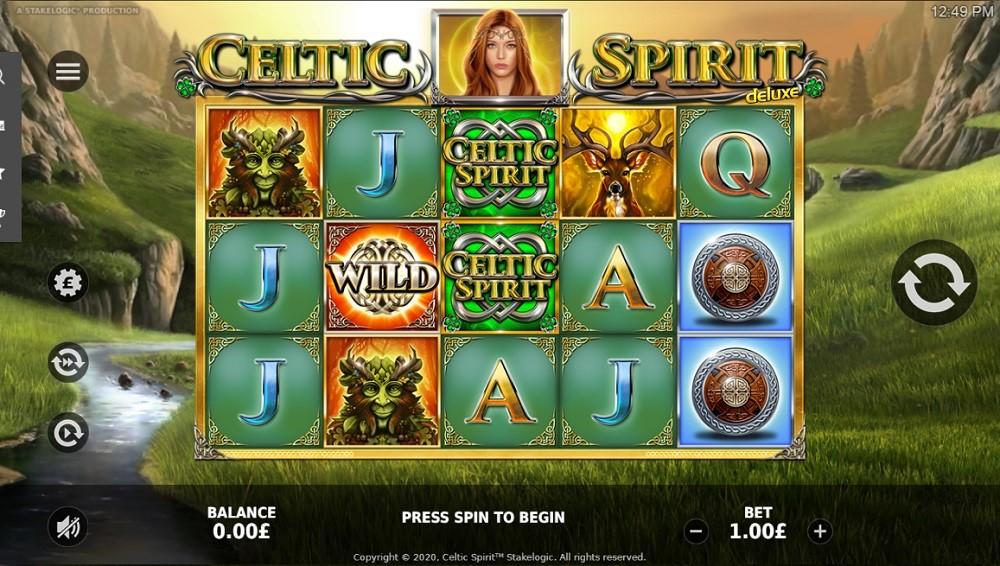 Magic Red Casino Slots 3