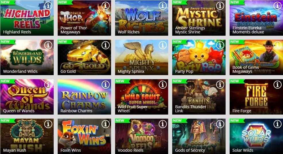 Magic Red Casino Slots