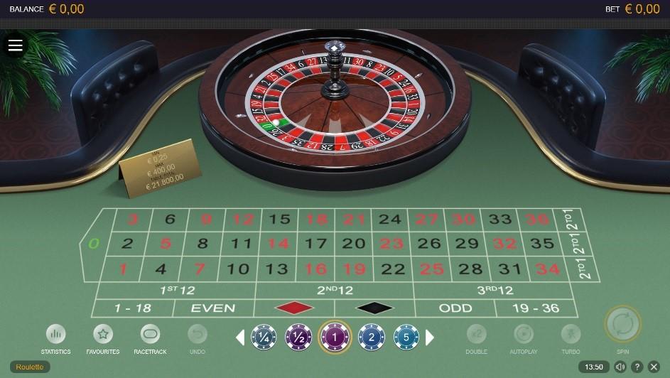 Novibet Casino Automated Roulette