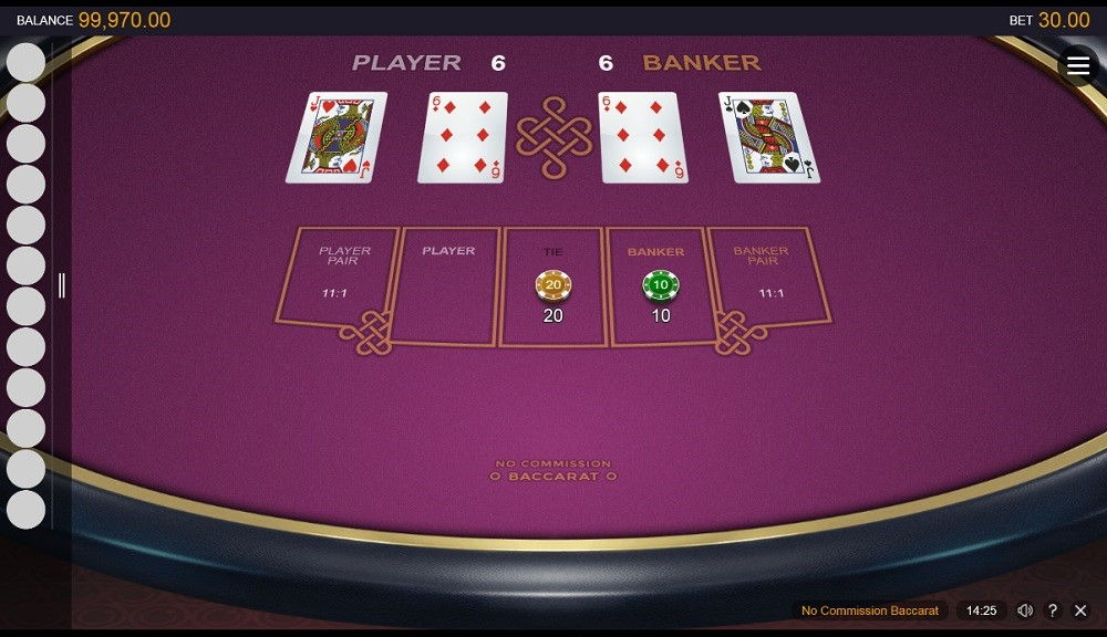 Paf Casino Automated Baccarat