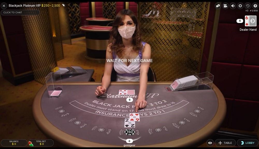 Paf Casino Live Blackjack