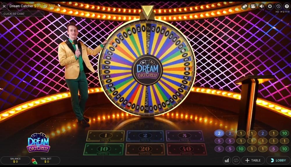 Paf Casino Live Game Show