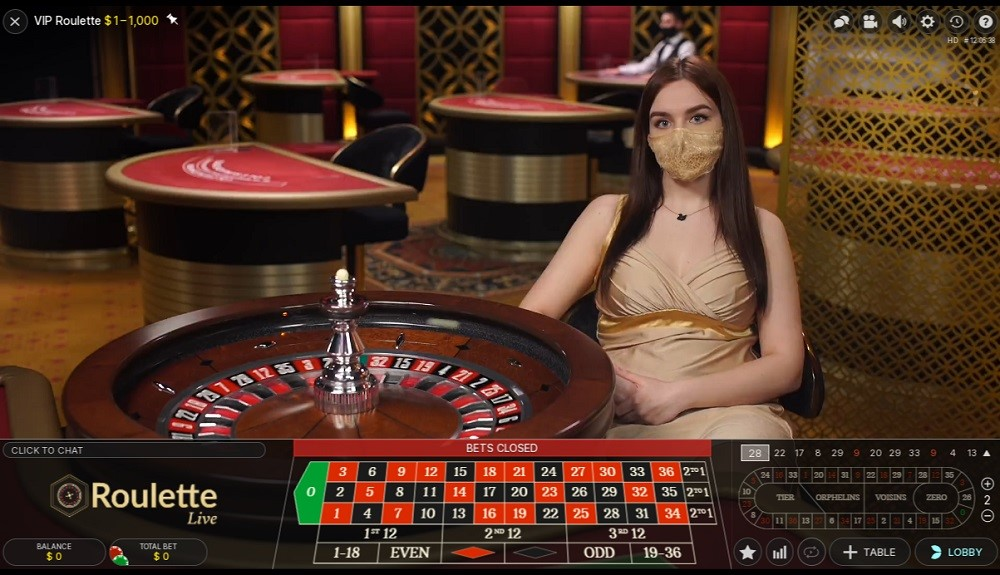 Paf Casino Live Roulette