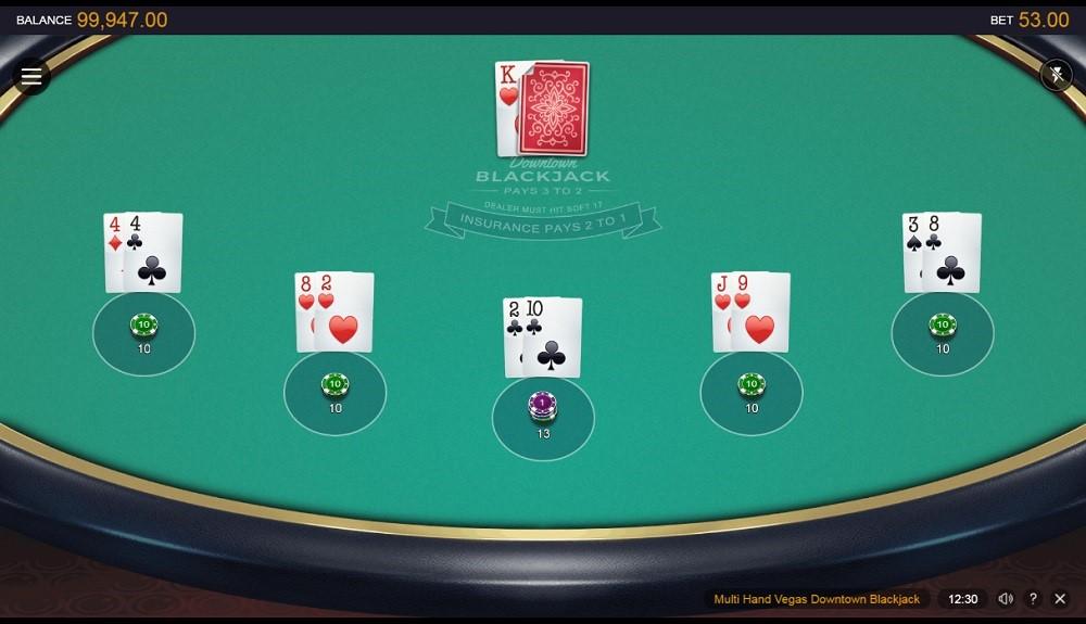 Platinum Play Automated Blackjack