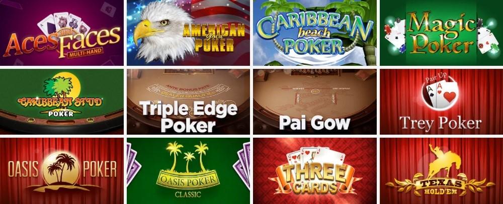 Playamo Casino Automated Casino Table Games