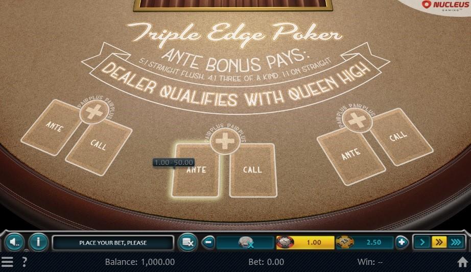 Playamo Casino Automated Poker