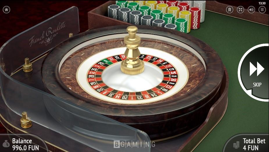 Playamo Casino Automated Roulette