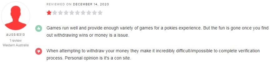 Playamo Casino Player Review