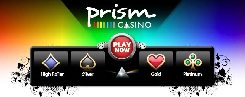 Prism Casino Rewards Program