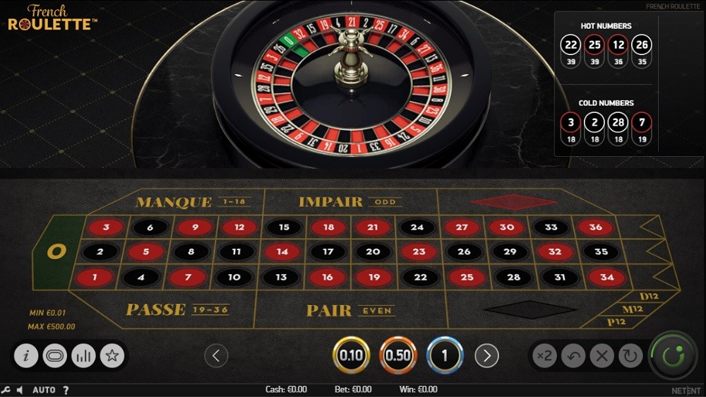 Ares Casino Automated Roulette