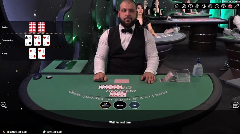 Ares Casino Live Poker