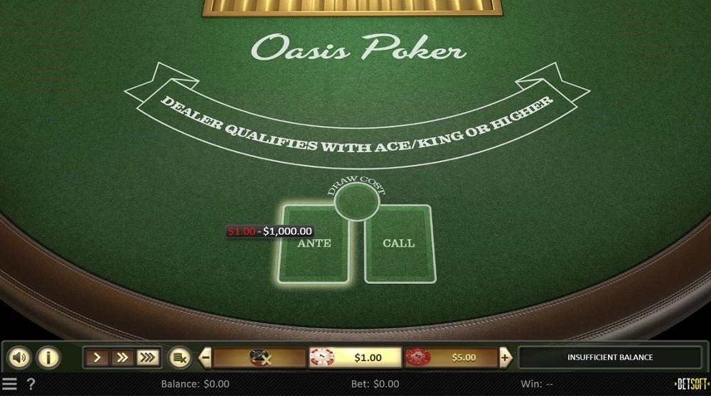 BetOnline Casino Automated Poker