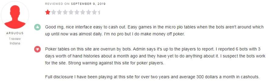BetOnline Casino Player Review 2