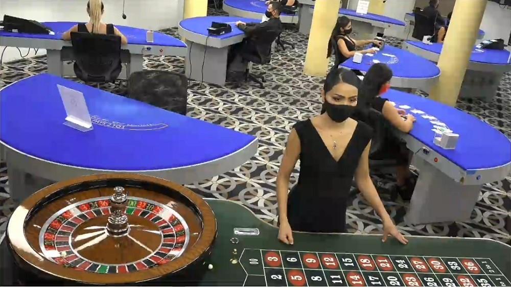 Bovegas Casino Live Roulette