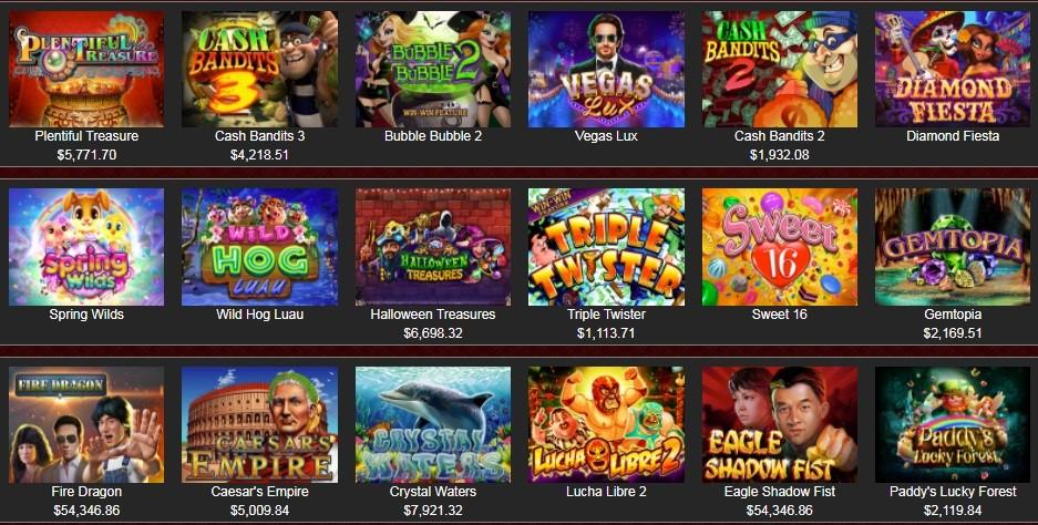 Bovegas Casino Slots