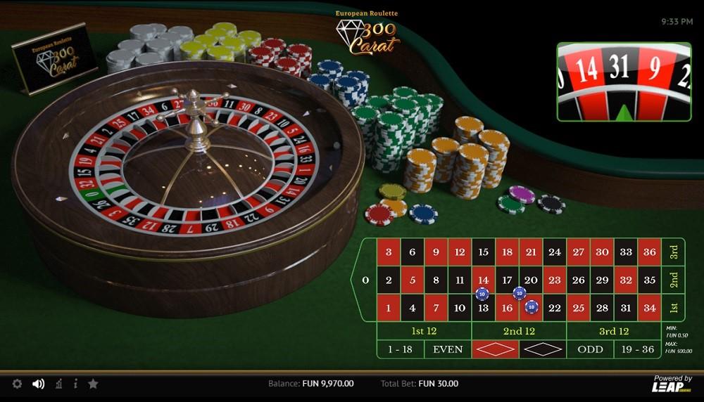 Casino Bordeaux Automated Roulette