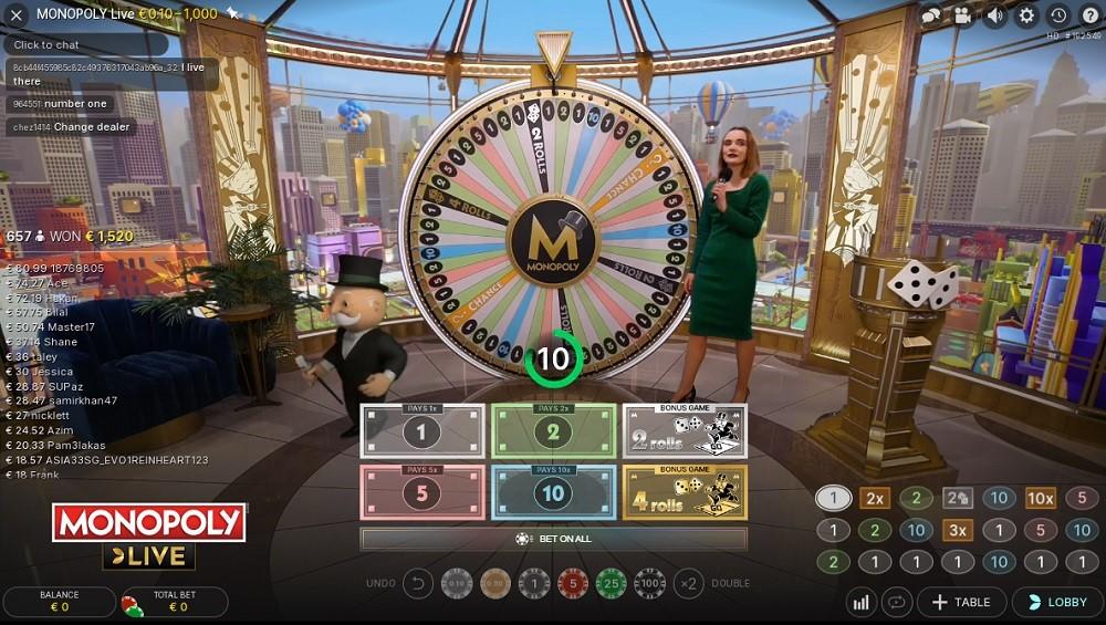Casino Bordeaux Live Game Show