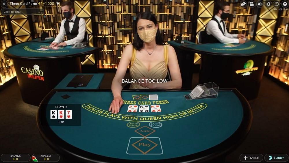 Casino Bordeaux Live Poker