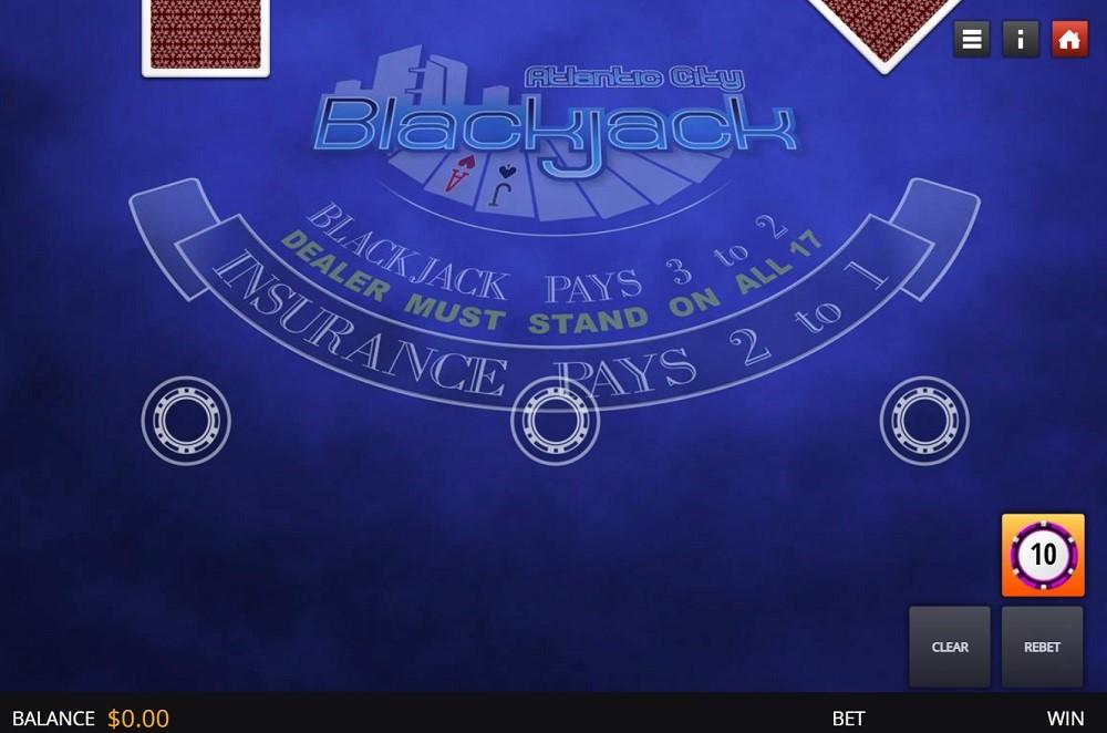 Casino Grand Bay Automated Blackjack