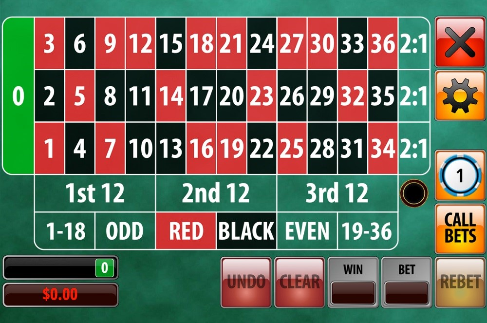 Casino Grand Bay Automated Roulette