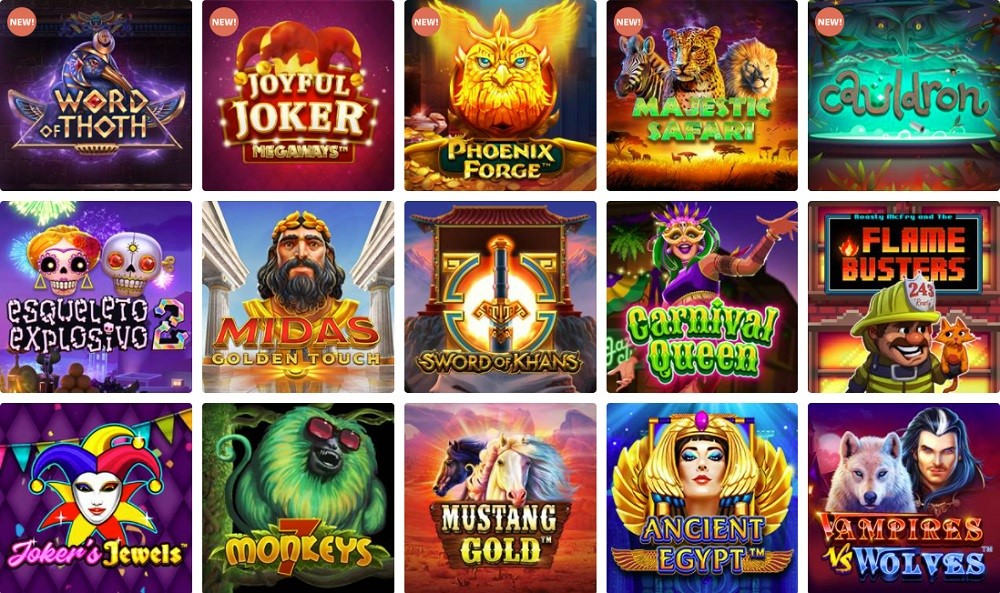 Chanz Casino Slots