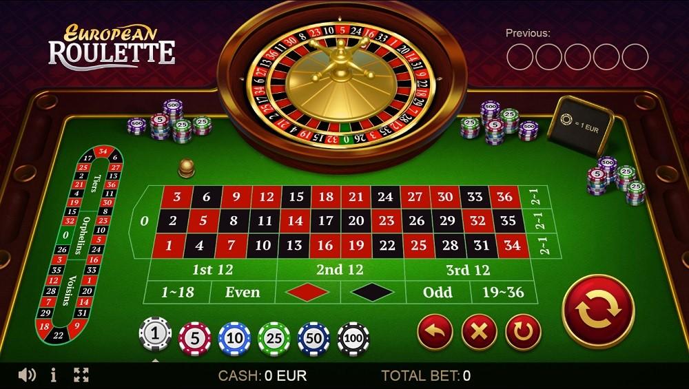Dingo Casino Automated Roulette
