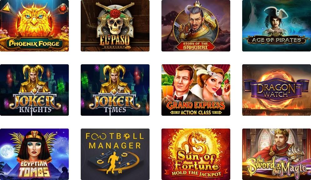 Dingo Casino Slots