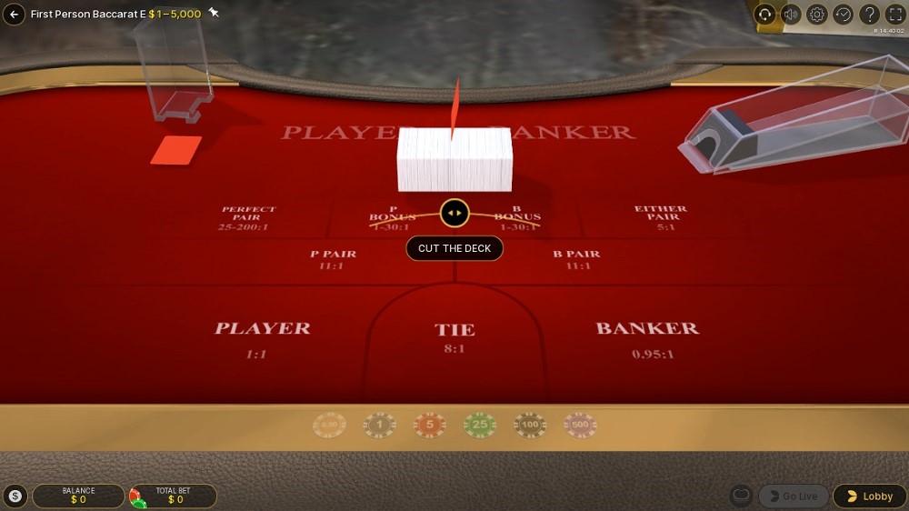 Drift Casino Automated Baccarat
