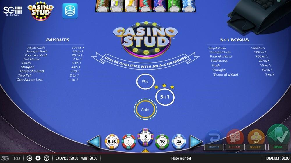 Drift Casino Automated Poker