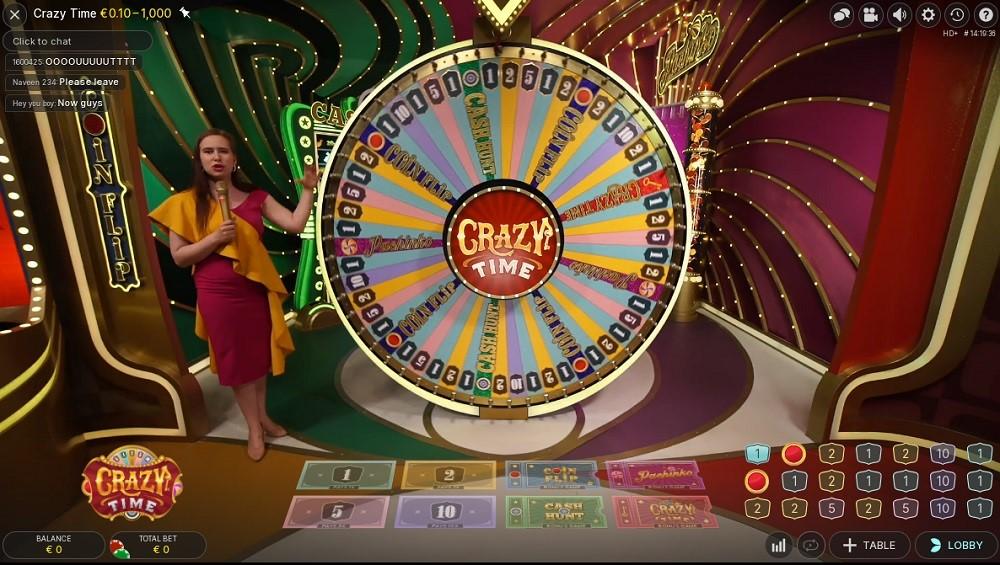 Drift Casino Live Game Show