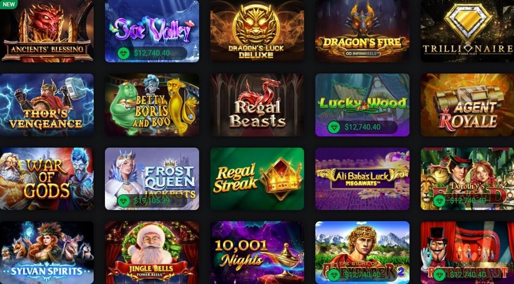 Drift Casino Slots