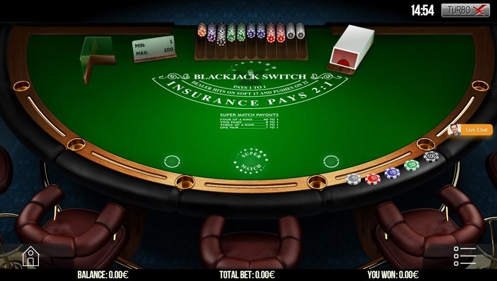 Enzo Casino Automated Blackjack