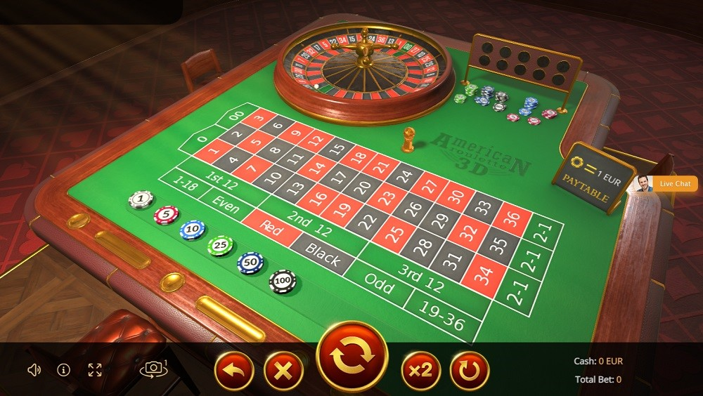 Enzo Casino Automated Roulette