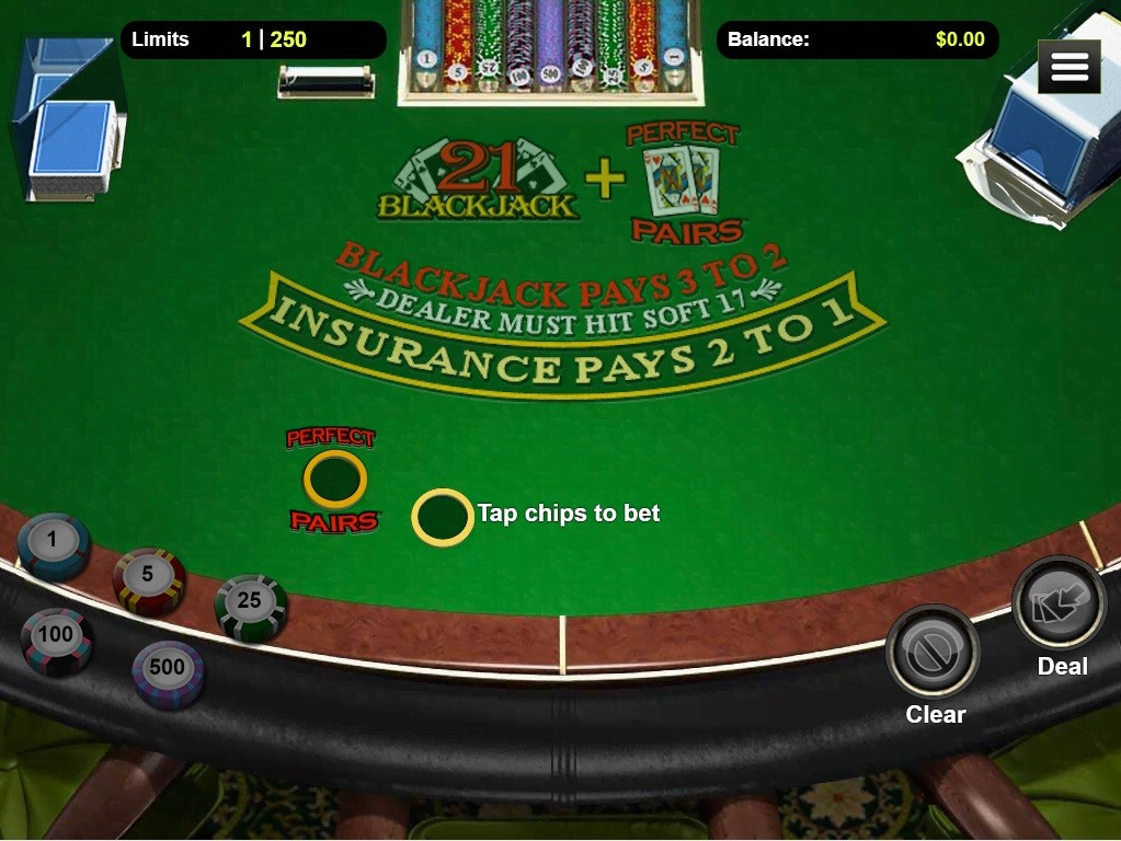 Free Spin Casino Automated Blackjack