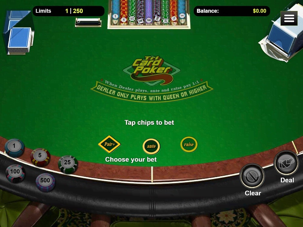 Free Spin Casino Automated Poker