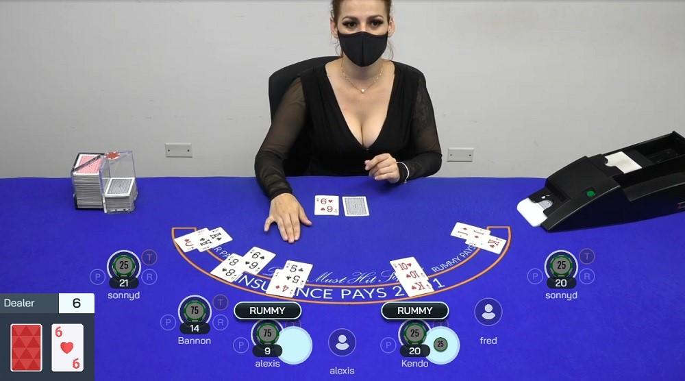 Free Spin Casino Live Blackjack